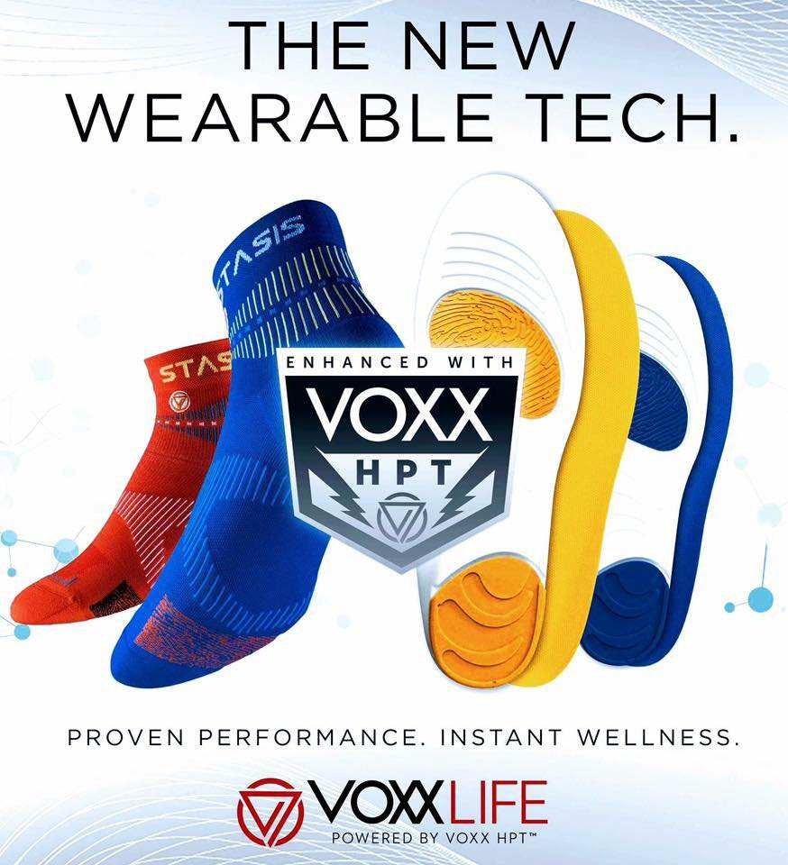 Patti's Health and Wellness - Toronto - Wearable Technology ~ Socks and Insoles