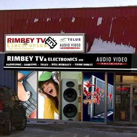 Rimbey TV & Electronics