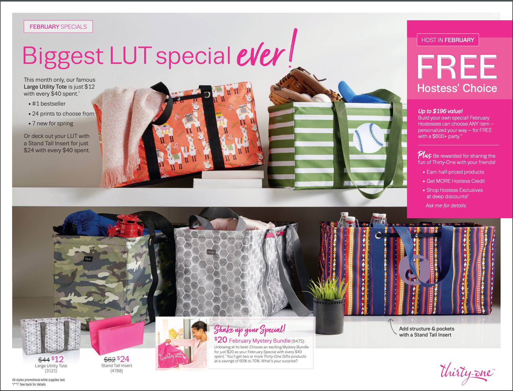 Thirty One Gifts with AlishasTote
