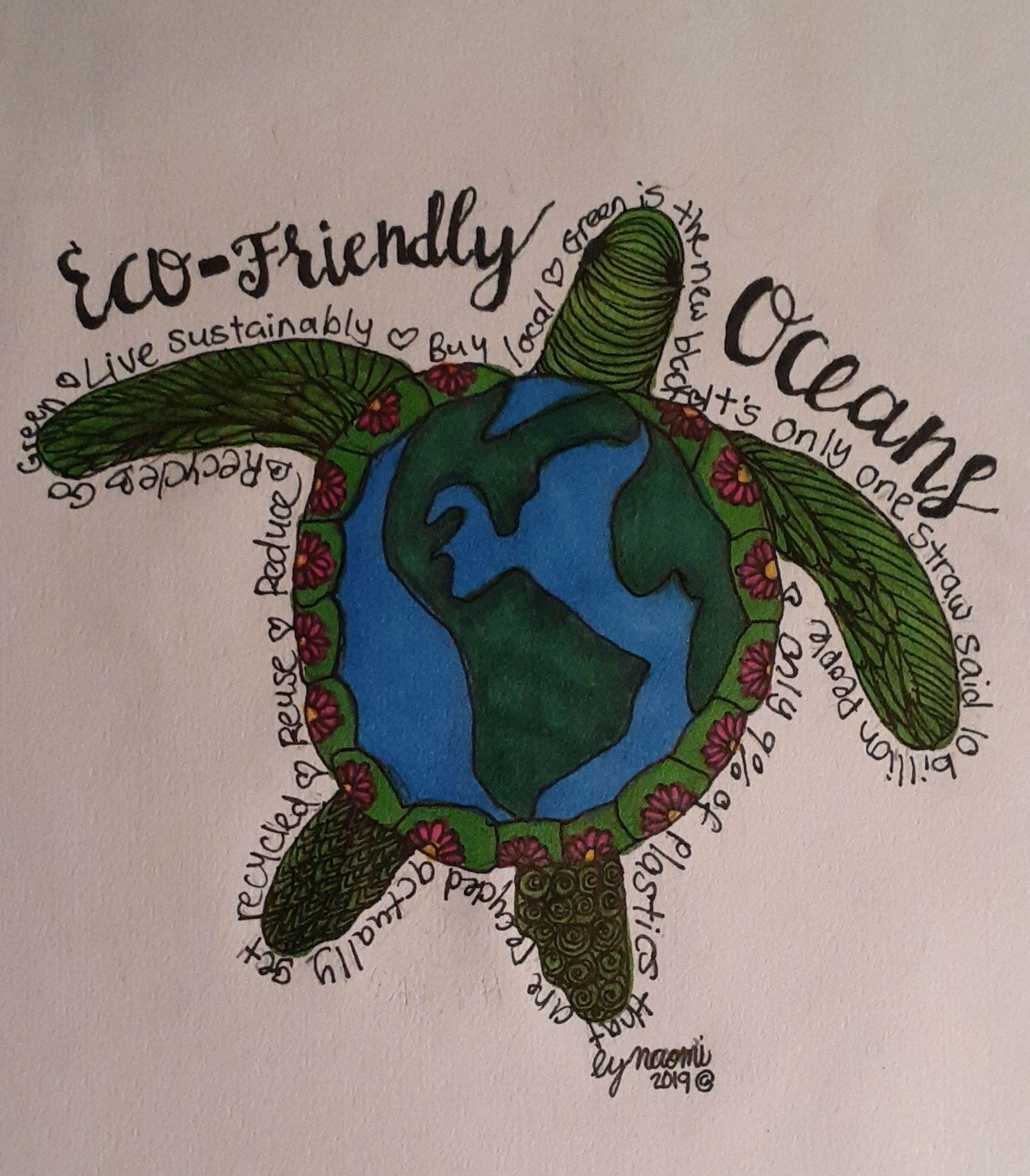 Eco-Friendly Oceans